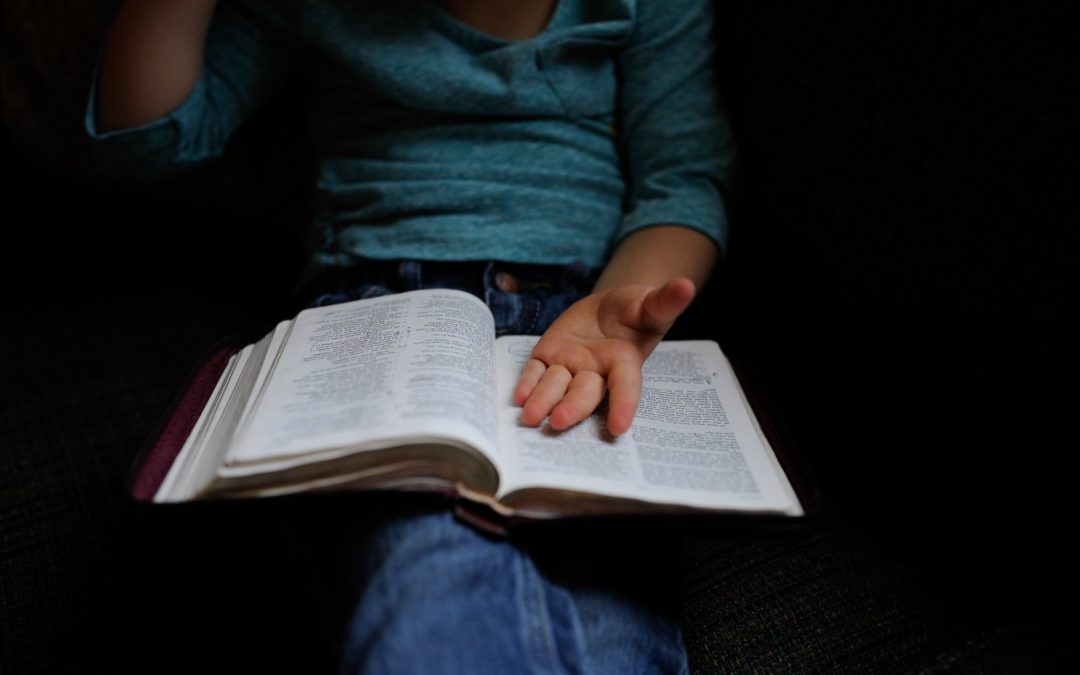 Five Reasons to Read the Bible When You Feel Absolutely Nothing